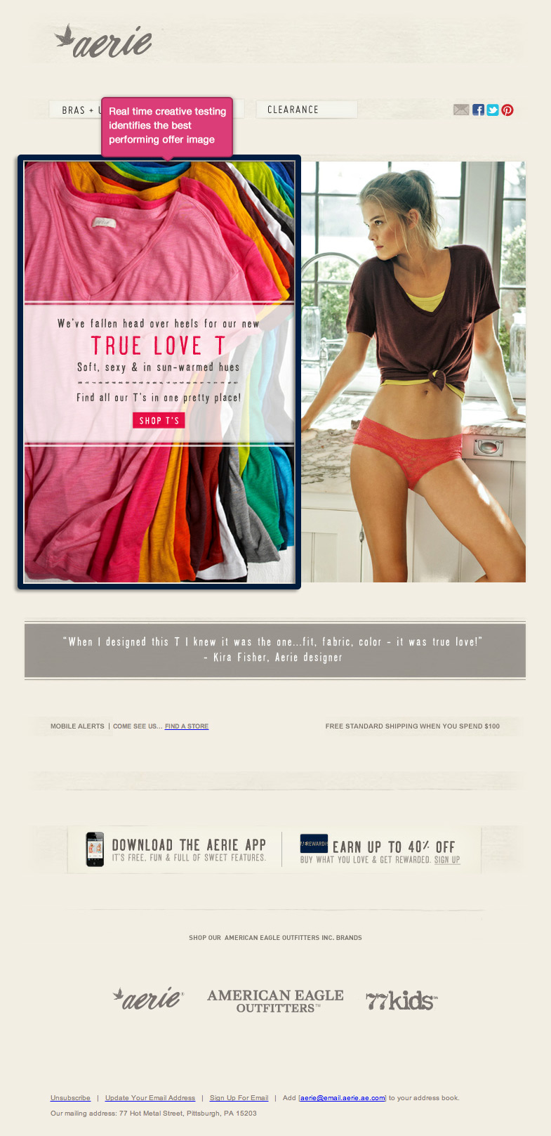 American-eagle-aerie-true-love-t